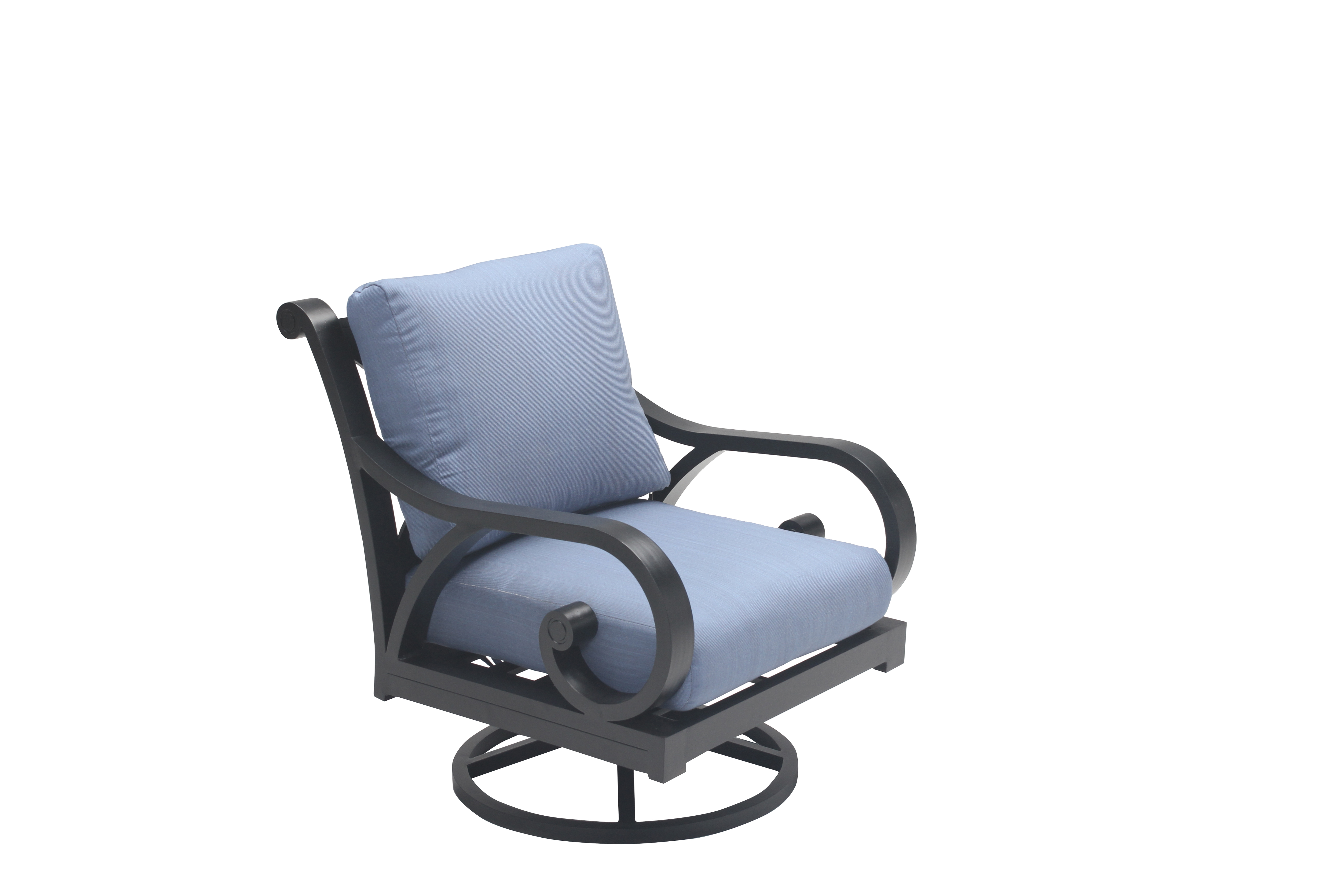 Surprising Athens Swivel Club Chair With Cushion Protege Casual Inc Alphanode Cool Chair Designs And Ideas Alphanodeonline